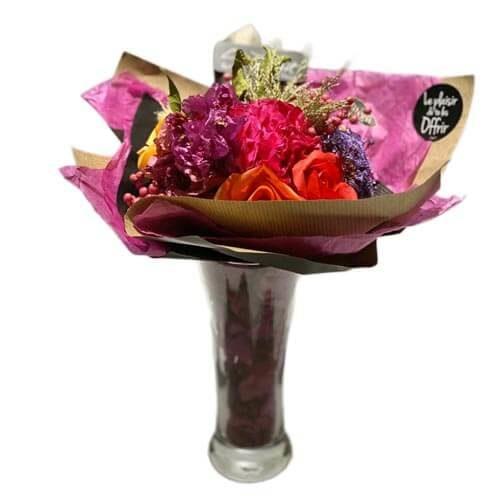 bouquetfluersmulticolore
